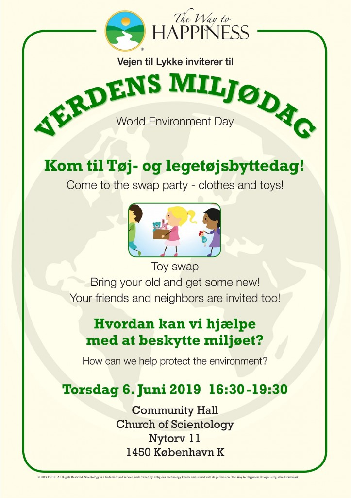 TWTH Miljødag invitation