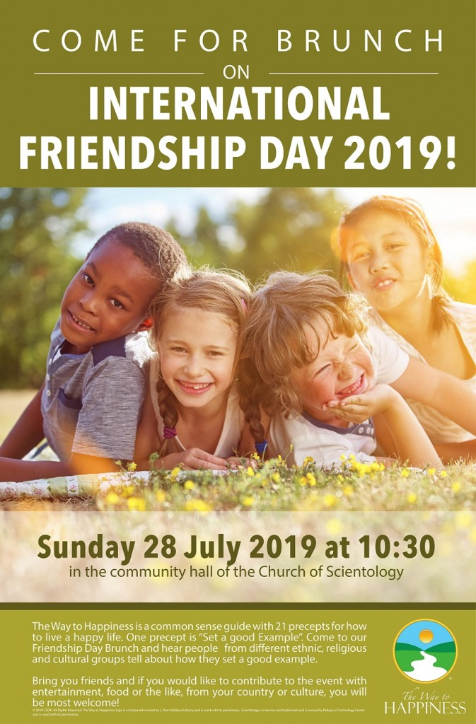 TWTH Open house Friendship Day